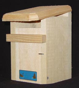 Coveside Sparrow Resistant Bluebird House