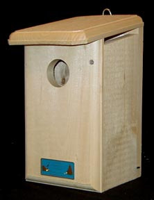 Coveside Flycatcher Bird House