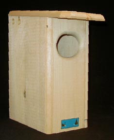 Coveside Small Wood Duck House