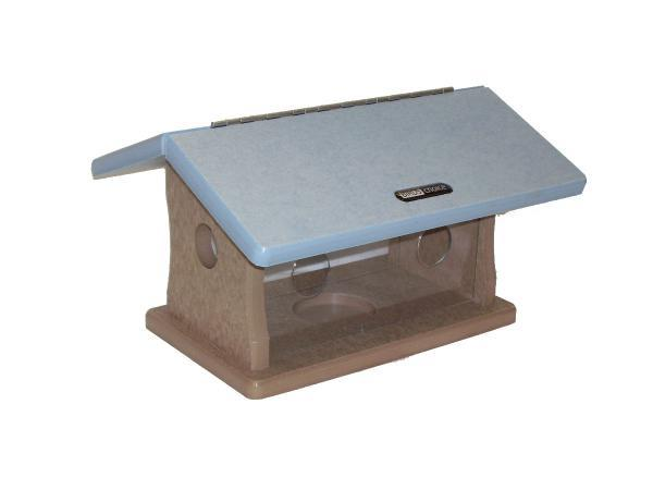 Bird's Choice Recycled Bluebird Feeder