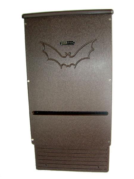 Bird's Choice Recycled Bat House
