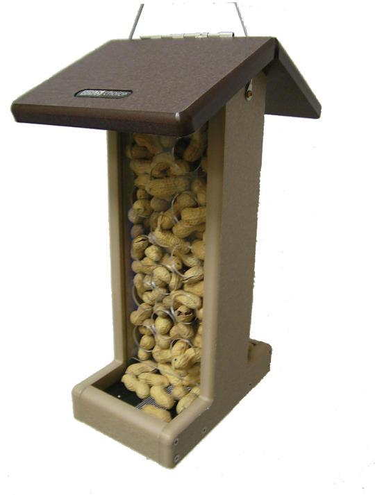 Bird's Choice Recycled Jay Feeder
