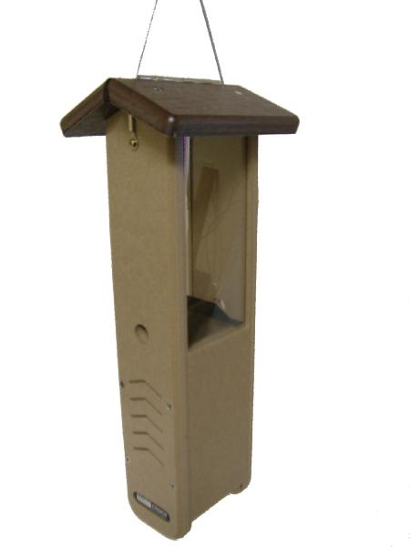 Bird's Choice Recycled Woodpecker Feeder