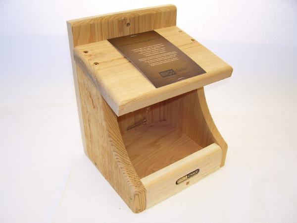 Bird's Choice Wooden Nesting Platform