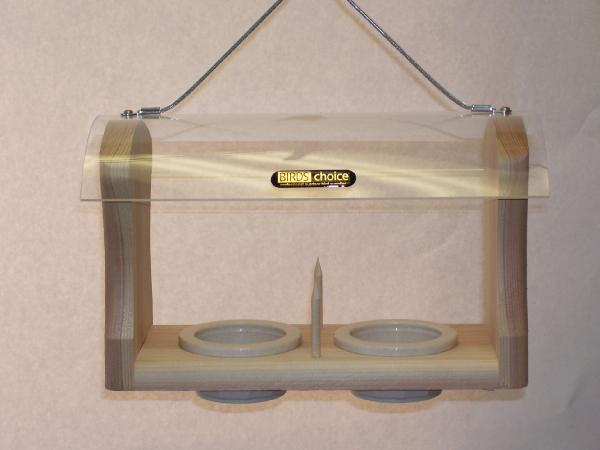 Bird's Choice Oriole Feeder w/Hanging Cable
