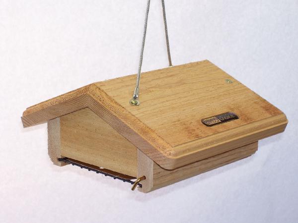 Bird's Choice Single Cake Upside Down Suet w/Hanging Cable