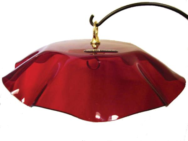 Bird's Choice Weather Guard - Red