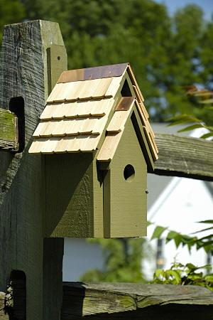 Heartwood Bluebird Manor Birdhouse