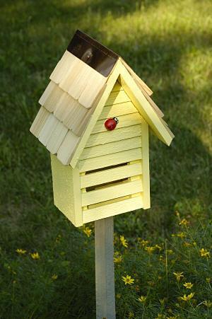 Heartwood Lady Bug Loft