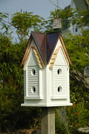 Heartwood Victorian Mansion Birdhouse