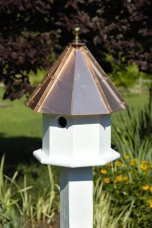 Heartwood Oct-Avian Birdhouse