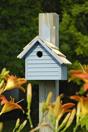 Heartwood Cape Cod Wren Birdhouse
