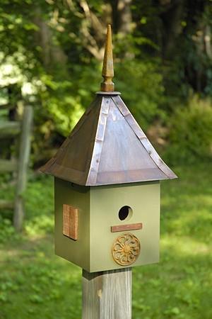 Heartwood Songbird Suite Birdhouse