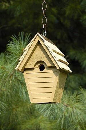 Heartwood Wren in the Wind Birdhouse