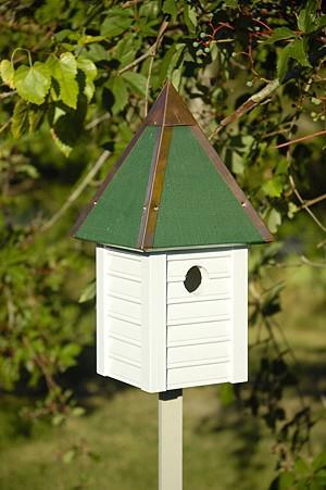 Heartwood Gatehouse Birdhouse