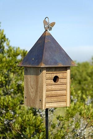 Heartwood Homestead Birdhouse