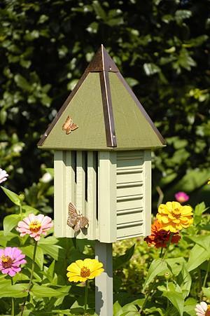 Heartwood Flutterbye House Butterfly