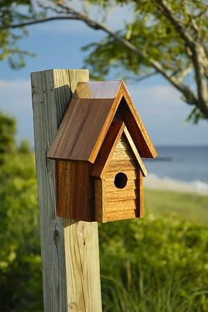Heartwood Wrental House Birdhouse