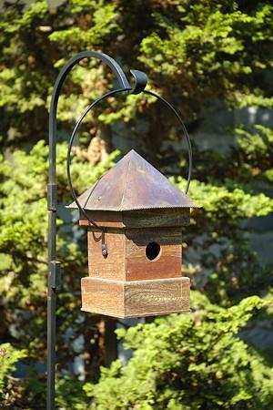 Heartwood Lantern Loft Birdhouse