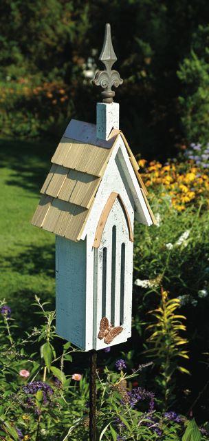 Heartwood Butterfly Bijou House