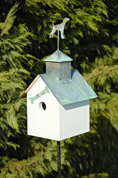 Heartwood Sleepy Hollow Birdhouse