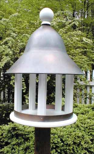 Lazy Hill Farm Designs Bell Feeder