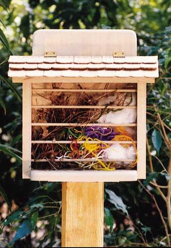 Lazy Hill Farm Designs Nesting Material Box